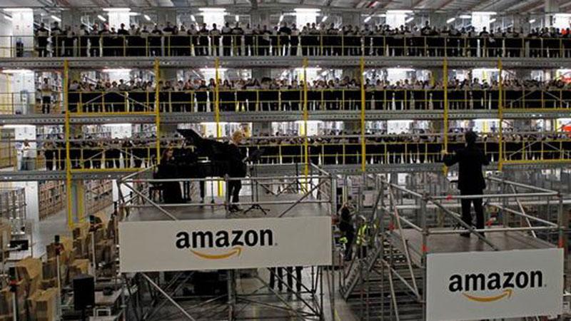 ccb30387d Amazon abre su primer centro logístico en Andalucía