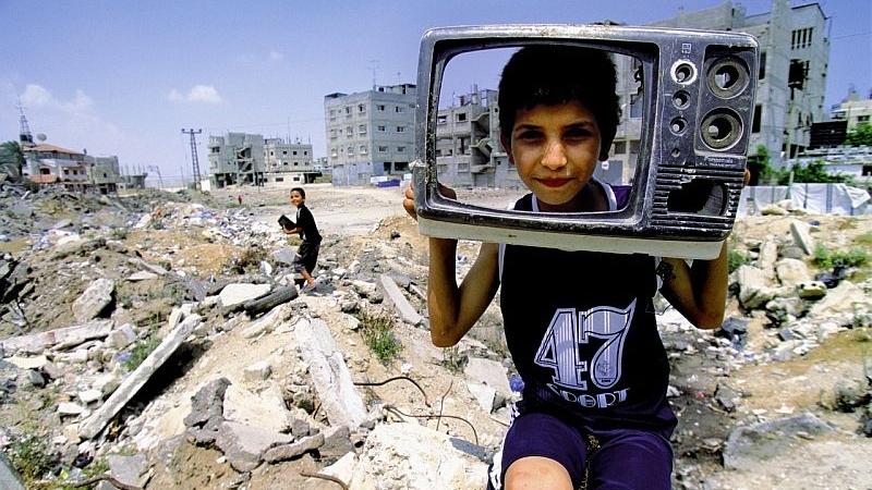 Documentales Nacido En Gaza