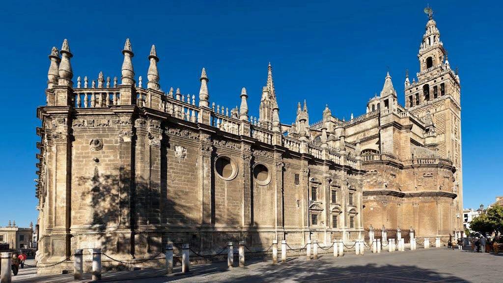 Resultado de imagen de Catedral de Sevilla