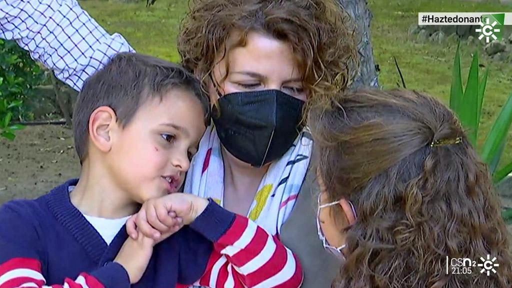 Rosa María Hidalgo, trasplantada: Estoy teniendo una segunda oportunidad en la vida