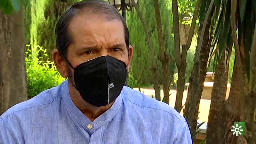 """José Triguero, en lista de espera: """"Donar órganos es darnos vida"""""""